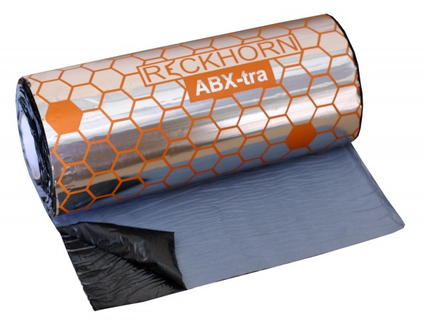 ABX-tra eine Rolle Alubutyl Daemmmaterieal