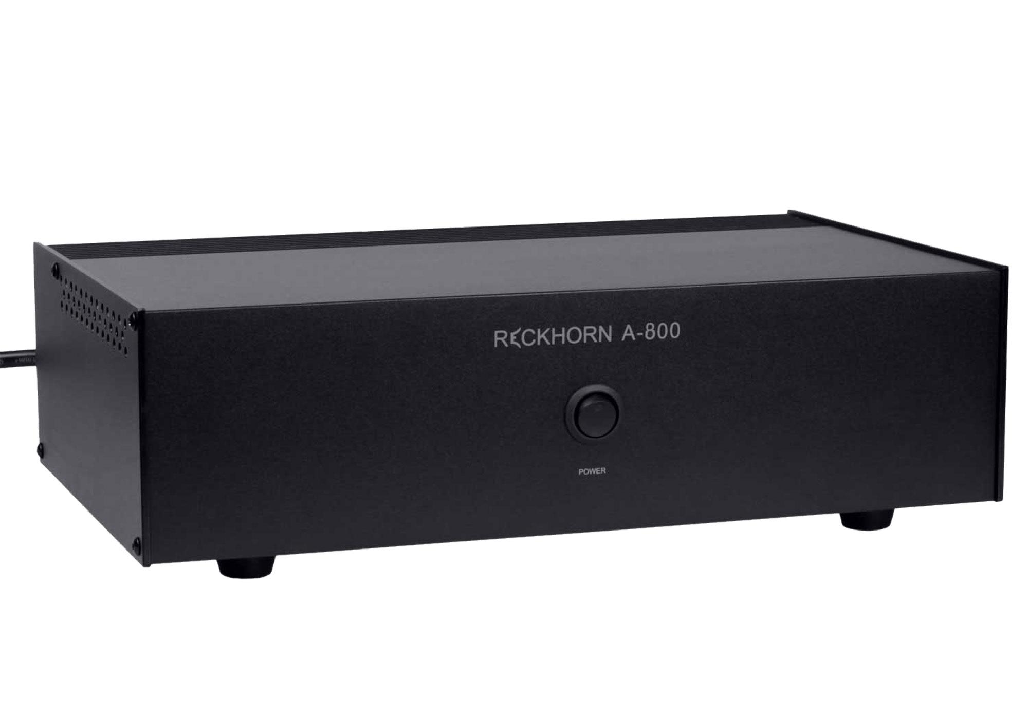 A-800 Mono Subwoofer Amplifier