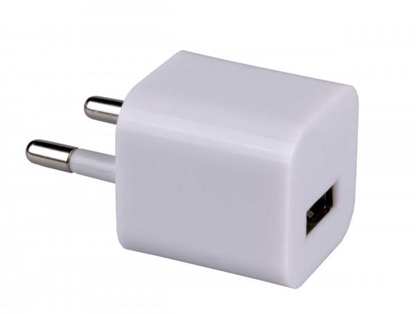 USB-Netzteil-Front