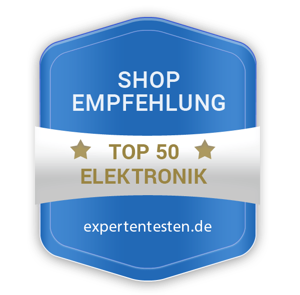 Siegel Shop Top50 Elektronik